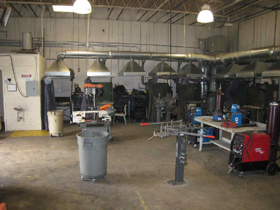 Home Welding Shop Layout Pictures To Pin On Pinterest