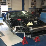 IMG_0245 (Ford GT Cage Install)