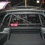 barrear (Mazda FD RX-7 Bolt-in Roll Bar)