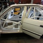 photo (BMW E34 Roll Cage for ChumpCar)